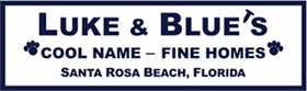 Luke and Blues' logo